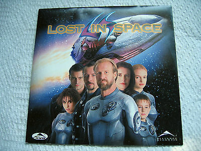 Pizza Hut Promotional Giveaway Lost In Space Movie DVD - Unopened