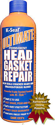 K-Seal K Seal Ultimate Head Gasket Sealer and Block Repair Stop Leak