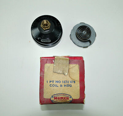 NOS 1956 Chrysler Desoto Carter WCFB Choke Thermostat  170AB426S 1676679