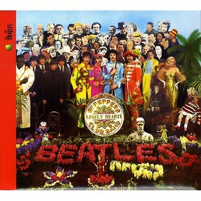 CD The beatles Sgt Pepper's Lonely Hearts Club Band (2009 Digital Remaster) 0946