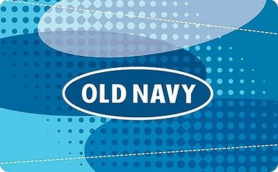 Old Navy Gift Card - $25 $50 $100 - Email delivery