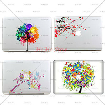 Colorful Vinyl Decal Sticker Skin for Apple MacBook Pro Air Laptop Decoration