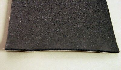 """1/8"""" x 6"""" Adhesive Backed Foam Rubber           NFR.125-6-AB"""