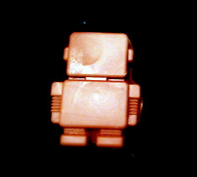 Robot Y -Flexible Silicone Mold-Cake  Cookie Crafts Cupcake Clay Candy Resin
