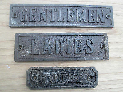Vintage Rustic Victorian Old Style Pub Cafe Restaurant Door Signs Notice Plate