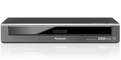 Panasonic DMR-HWT130 500GB HDD Twin HD Tuner Recorder,Original Box,FREE GOLD HD