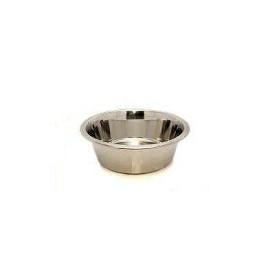 """Deluxe Stainless Steel Bowl 5"""" - Accessories - Dog & Cat Bowls - Stainless Bowls"""