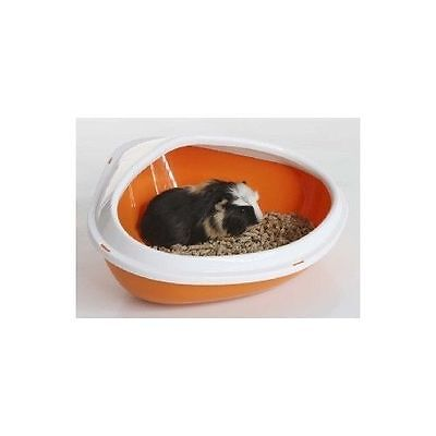 Concha Small Animal Litter Tray Assorted 36x26.5x15.5cm - Accessories - Small An
