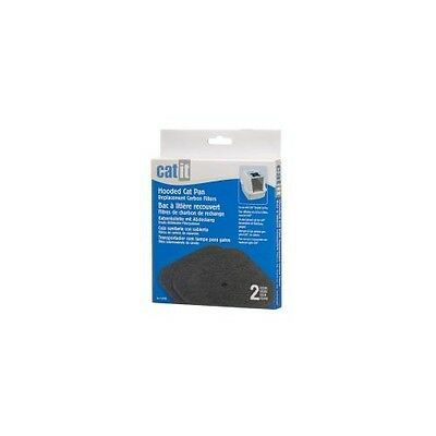 Catit Replacement Carbon Filter 2pk - Accessories - Cat - Litter Trays