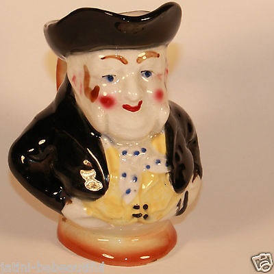 Early 20th c. JOHN BULL TOBY JUG, Marked J Bull To Base, Hand Painted