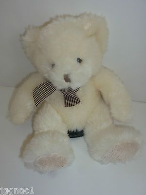 "9 "" RUSS BEAR ""LILLIAN ""  PLUSH ~ RETIRED ~ EXCELLENT CONDITION"