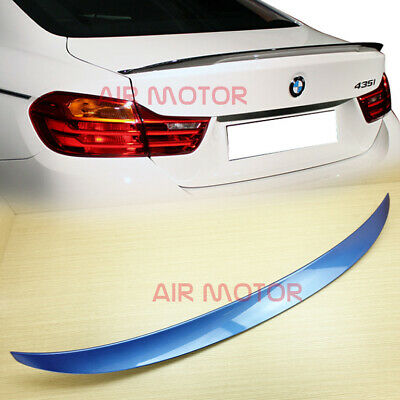 BMW F32 428i 435i 420d 430d Performance P-Style Rear Boot Trunk Spoiler Wing