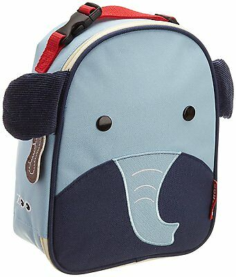 Skip Hop Zoo Lunchie Insulated Lunch Bag,Elephant kids boys comfortable washable