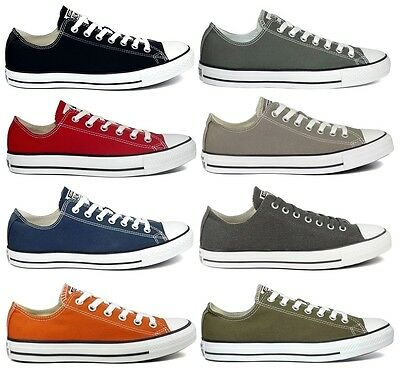 CONVERSE ALL STAR Low Chucks Sneaker 39,40,41,42,43,44,45