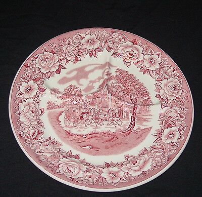 VINTAGE SHENANGO CHINA RESTARUANT WARE DIVIDED GRILLE PLATE EXCELLENT CONDITION