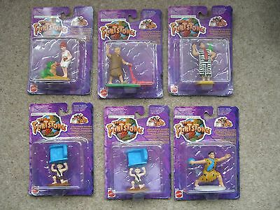 Flintstones action figures