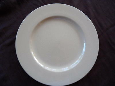 Wedgwood Drabware Dinner Plates from Martha by Mail