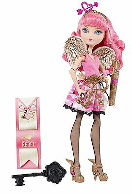 Ever After High C.A. Cupid Doll , New, Free Shipping
