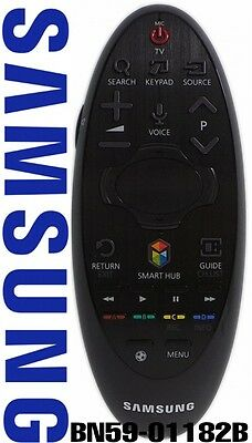 BN59-01182B Original Genuine SAMSUNG Smart LCD TV Remote Control NEW UNOPEN BOX!