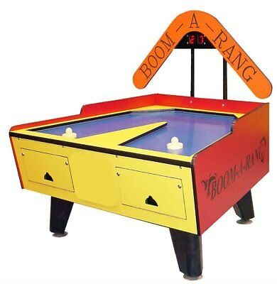 Great American Boom-A-Rang Face Off Air Hockey Home Game