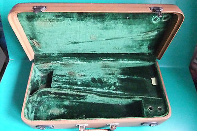 1940's Martin Trumpet Case in Good Condition. Hard to Find.