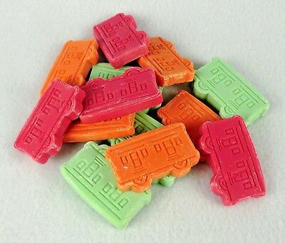 50 KIDS TRAIN SOAPS WHAT AMAZING STOCKING FILLERS, FREEpp BATH TIME CAN BE FUN!