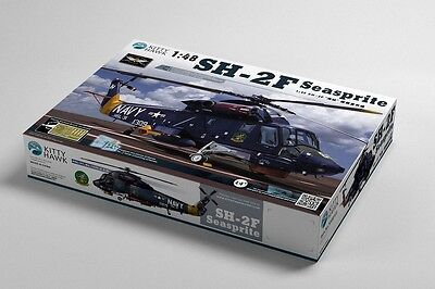 Kitty Hawk 1/48 KH80122 SH-2F Seasprite