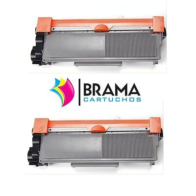 2 X Toner compatible CON BROTHER TN2320 DCP-L2520DW  HL-L2300D Tn-2310 ALTA