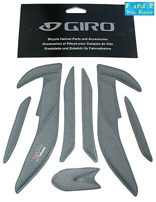 GIRO Replacement Pads Many Types Many Colours Brand New and Original - Check!