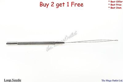 Quality Feather Tools Loop Needle Hair Extension Pro Tools Hair Extension Tool