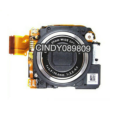 Original Lens Unit Zoom Assembly Repair Part For Casio EX-Z800 Camera with CCD