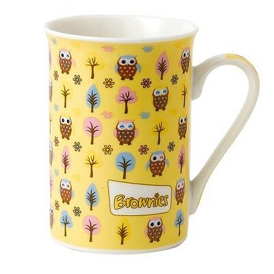 Brownie Owl Mug Brownie Uniform Official New