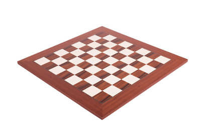 """Indian Rosewood Standard Traditional Chess Board - 2.5"""""""