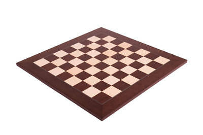 """Montgoy Palisander Standard Traditional Chess Board - 2.25"""""""