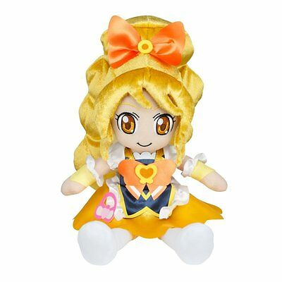 Happiness Charge Precure Pretty Cure Soft Friend Plush Doll Cure Honey GIFT