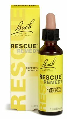 Bach Rescue Remedy Drops Dropper 10ml