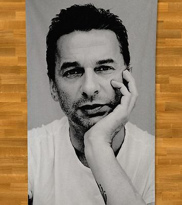 Dave Gahan Depeche Mode Towel NEW Delta Machine Heaven Personal Jesus People are