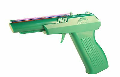 The Bowslinger - Rainbow Loom Rubber Band Gun - Green