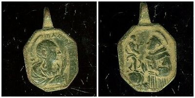Nice Medal Spain ,CntryXVI-XVII, 24 x 15 mm