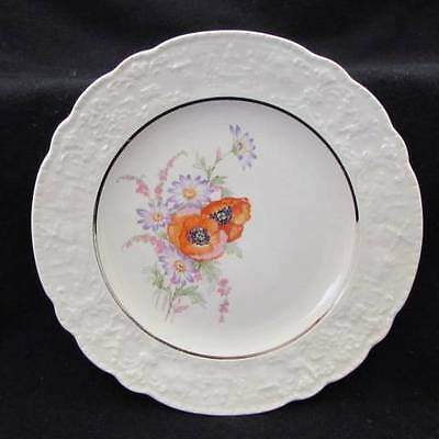 "Old Holland Ware Universal Cambridge Ohio Floral 6-1/4"" Plate S23"