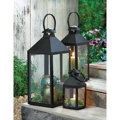Revere Candle Lanterns In Small, Medium Or Large