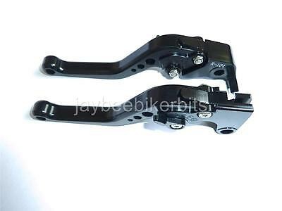 Kawasaki Versys 1000 2012 - 2014 Short Brake Clutch Levers Set Race Track R11B4