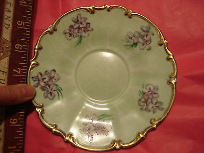 Delicate German Bavaria saucer dish plate Germany