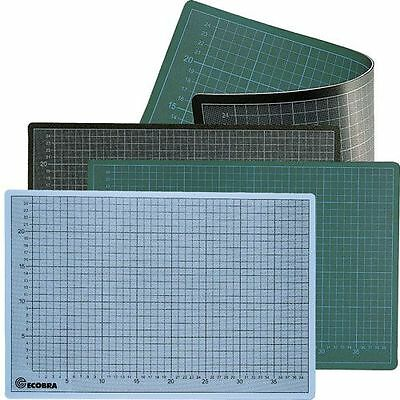 Translucent Cutting Mat A3,gridded, 3 ply, self-healing,anti-slip 45x30cm Ecobra