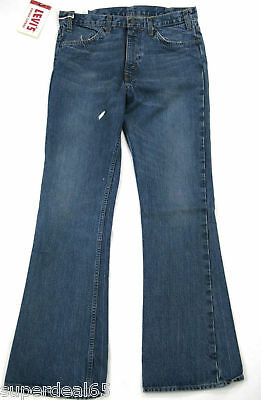 "LVC Levis LVC 646 Style # 646709895 Bell Bottoms 28""X32""  Made In USA Levi's"
