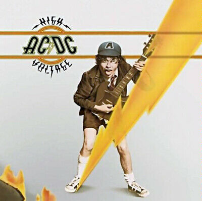 AC/DC High Voltage EU issue vinyl LP NEW/SEALED