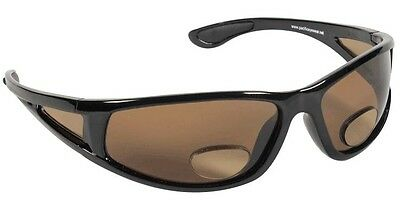 17460a6fff KnotMaster McKenzie Polarized Bifocal Fishing Sunglasses Readers unisex  Sports