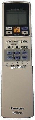 Original Panasonic Air Conditioner Remote Control A75C3111 Genuine New