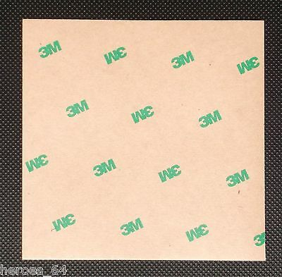 3M Thermal Adhesive Tape for Heatsink 100x100mm Square