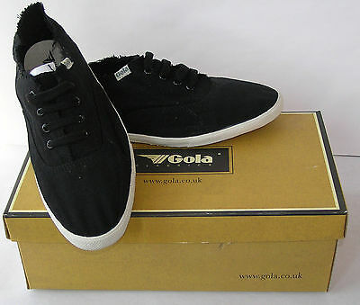 e626d260baa0 NIB GOLA REEF Shoes Sneakers Black Casual Comfort Stylish Beach ...